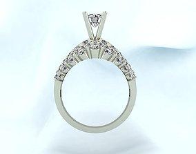 3D print model Top beautyful ring