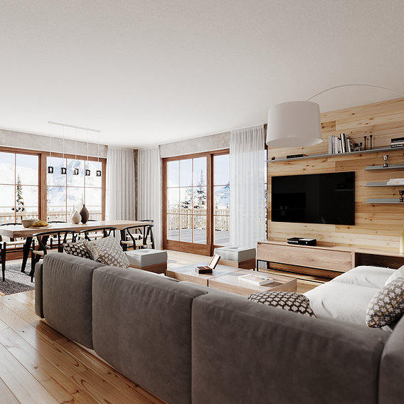 Apartment in Kitzbühel, Austria
