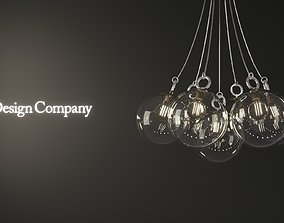 Pendant Lamp - Balloon Light 3D model