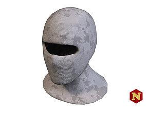 Mask Balaclava Winter 3D model