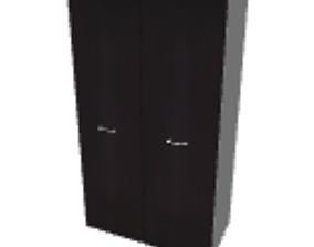 3D Bookcase 90x160
