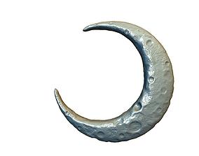 3D printable model Crescent
