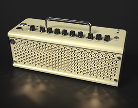 3D Yamaha THR10II Guitar Amp