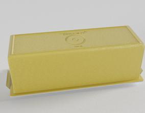 3D model Tupperware Butter Dish