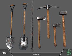 3D asset Tools pack
