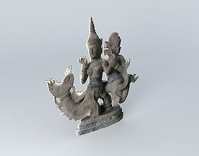 3D model Hanumarn and SovanMacha
