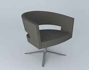 Office Swivel chair 3D