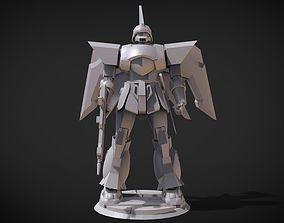 3D print model ZGMF-1017 GINN