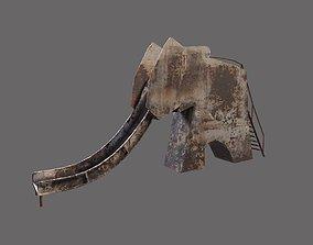 3D Old Elephand Slide in Pripyat