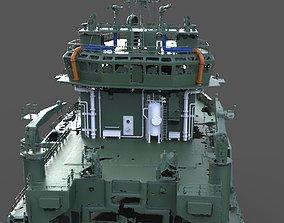 Fairmount Summit pipe system 3D print model
