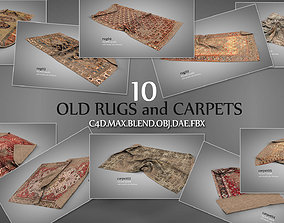 Old Rugs and Carpets 3D