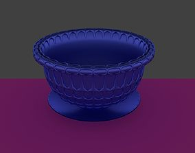decor Vase under the flowers 3D print model