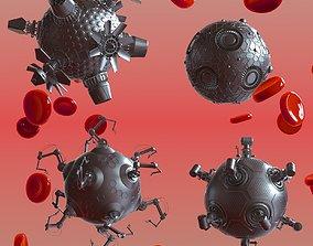 Virus BOt 3D