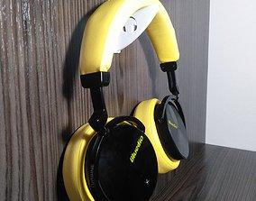 headphone mount 3D print model technology