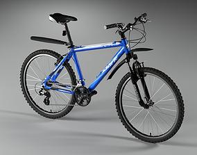 3D Stark Temper Cross-Country Mountain Bike