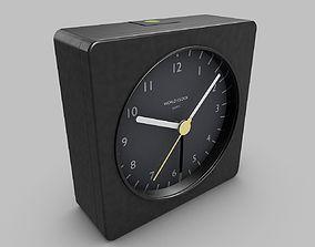 Travel Clock 3D