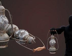 Firelamp 3D model