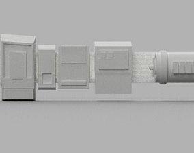 3D printable model Star Wars Clone Trooper Realistic Belt