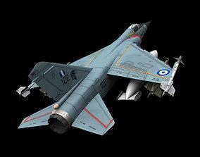 Mirage F-1 Greek AScheme 3D