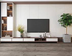 3D Modern video wall