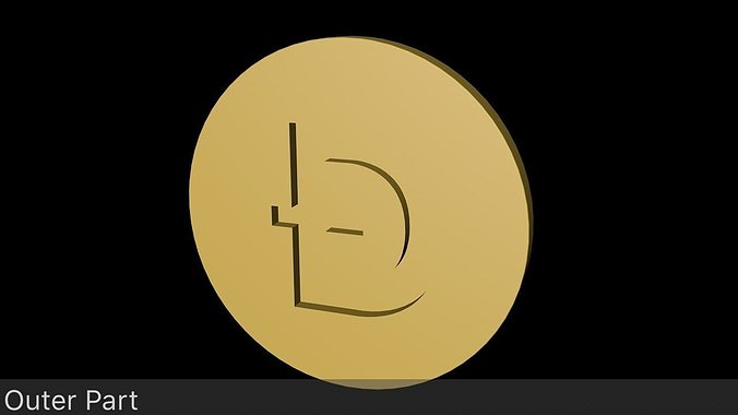 dogecoin-crypto-currency-3d-logo-3d-mode