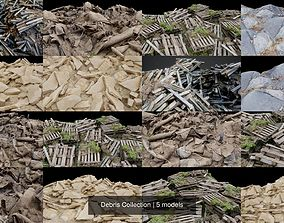 Debris Collection 3D