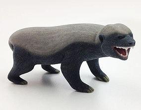 3D printable model Honey Badger doesn t care