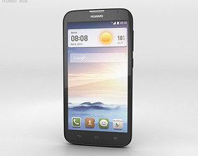 Huawei Ascend G730 Black 3D