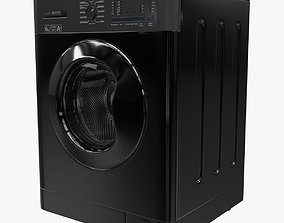 3D model Washing Machine bathroom