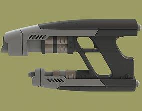 Star-Lord Quad Blaster 3D printable model