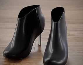 Anke boots 3D model