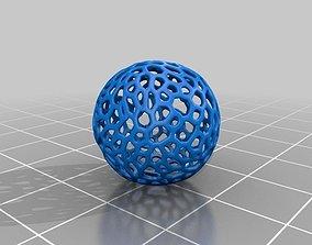 3D print model Voronoi Like Object