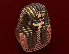 3D printable model Ancient Egyptian Pharaoh Tot Ankh