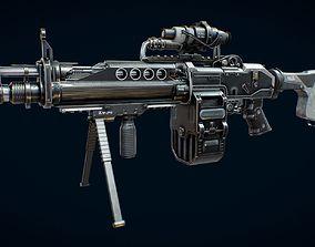 Machine gun 3D Models | CGTrader