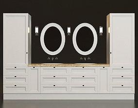 3D Bathroom furniture 2