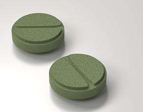 3D Medicine Pill 3