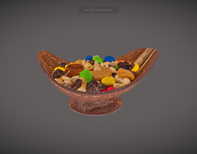 Swiss Mix Trail Mix 3D model