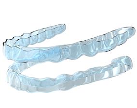3D model Dental Retainer