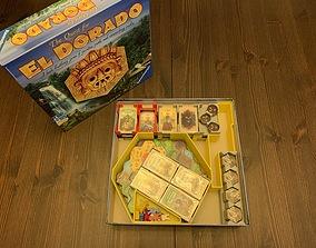 3D printable model Quest for El Dorado Board Game 1