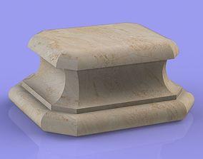 3D print model Marble Socle 02
