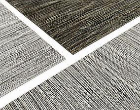 3D model RH TRIA RUG carpet