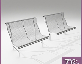 BENCH CATALANO 3D model