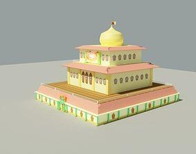 fairytail guild 3D asset