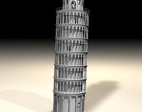 Pisa Tower 3D