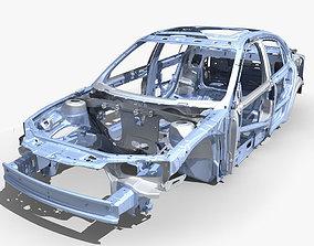 3D Car Frame 04