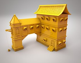 3D printable model Old House
