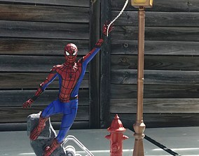 3D print model Spider-Man Far From Home