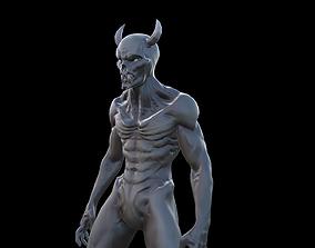 3D model Game-ready DarkDemon