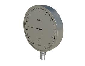 pressure gauge engineering-parts 3D model