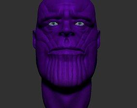 3D print model Thanos - Avengers - Marvel